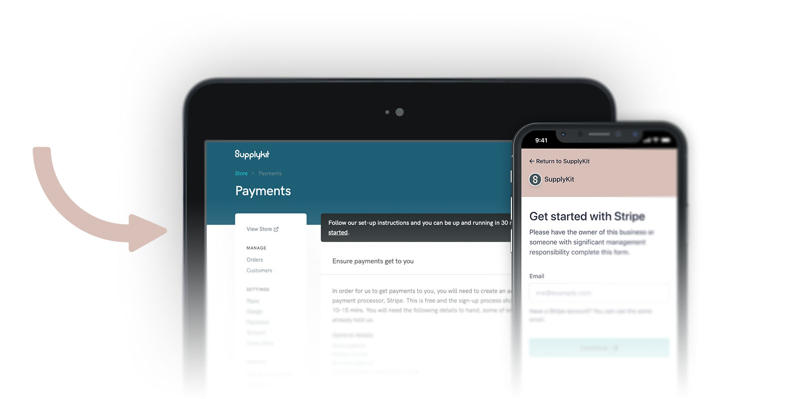 Ensure payments get to you